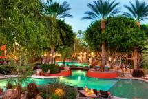 Town Scottsdale Resorts Scott Resort & Spa