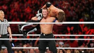John Cena vs. AJ Styles