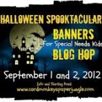 {Halloween Spooktacular Blog Hop Day 2}