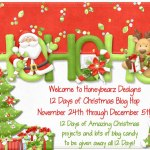 {12 Days of Christmas Blog Hop Day 9}