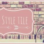 Saturday Style Tile….. Round 2