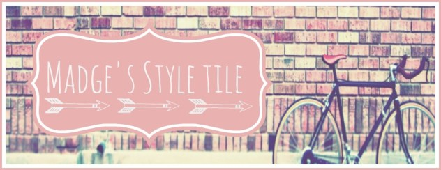 Madge's Style Tile main