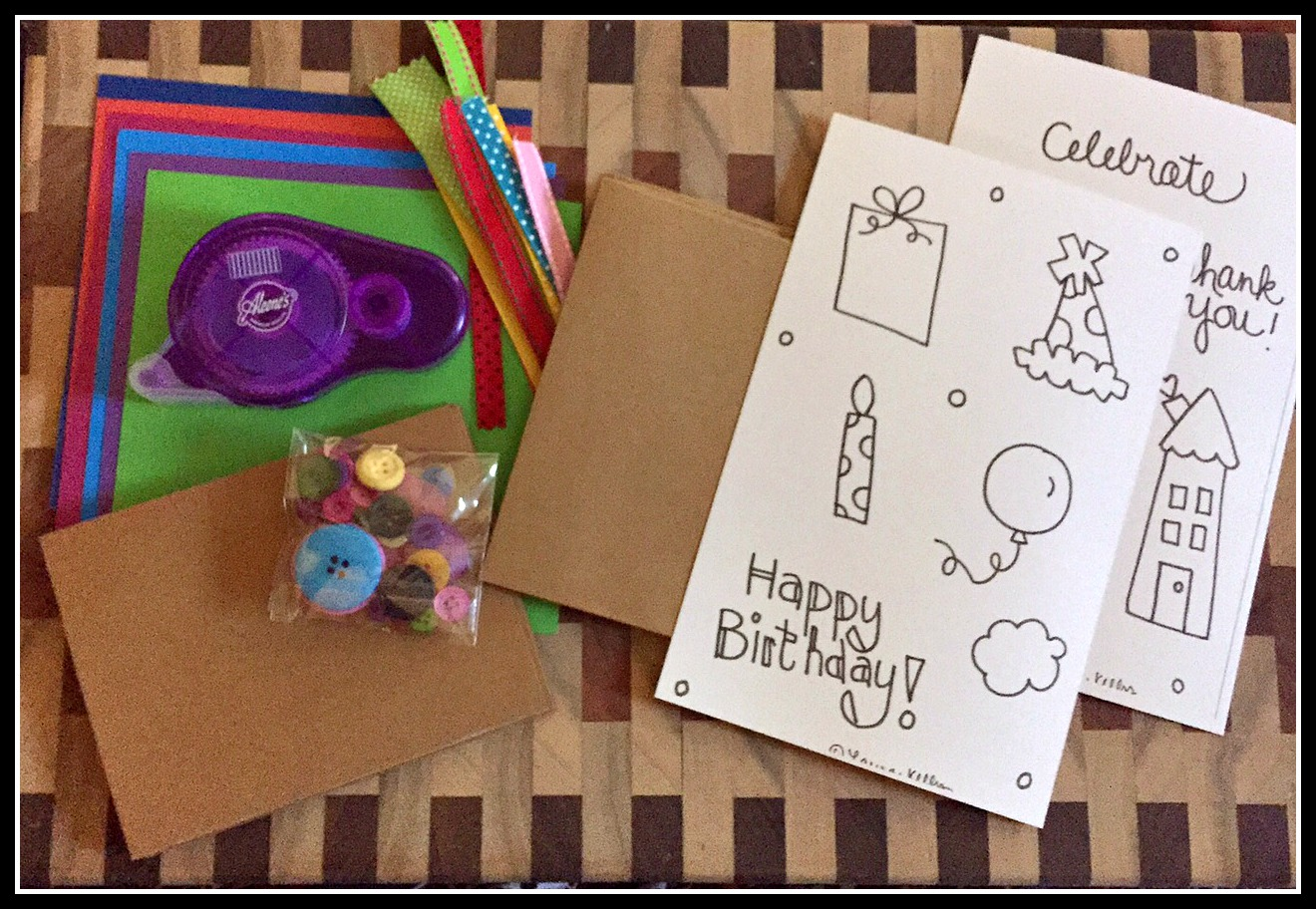 Laura Kelly Card Kit