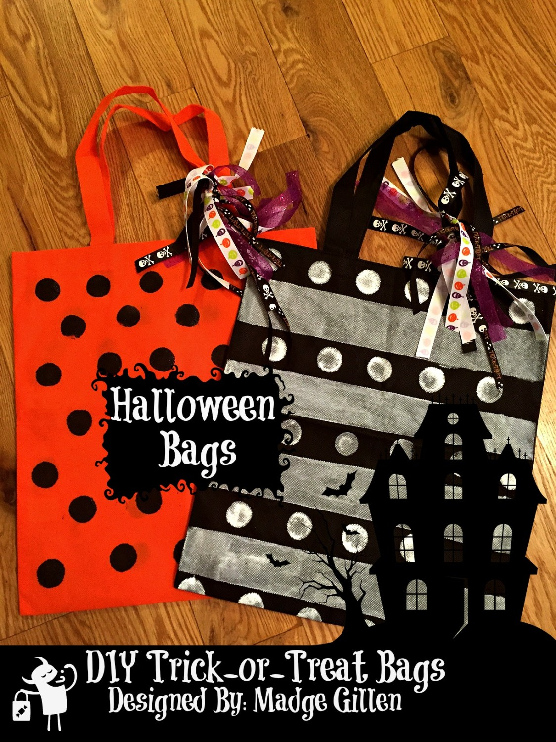 Trick or Treat Bags 3