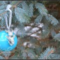 Blue Ornament Crystal 3