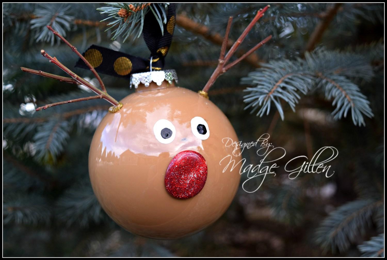 DIY Reindeer Ornament.MadgeGillen1