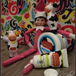 Even Elves love Udderly Smooth Products