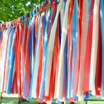 Outdoor Patriotic Tassel Garland The Scrap Shoppe