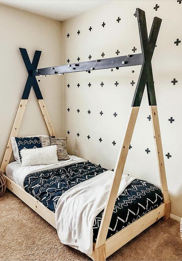 Diy Kid Beds Mine For The Making