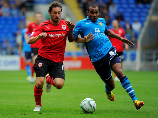 Rodolph Austin and Tommy Smith