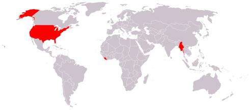 Non Metric Countries