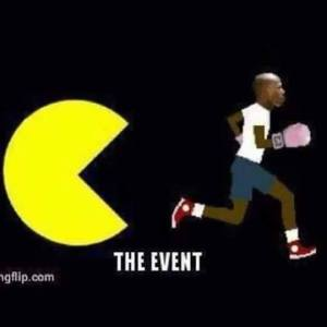 Mayweather running in fight comment