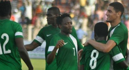 Nigeria vs Chad 2017 AFCON qualifiers