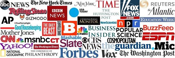 Mainstream media image
