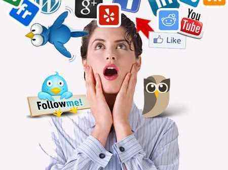 Social Media Tools a The Scuba News