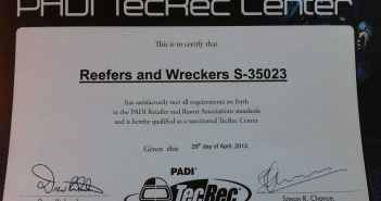 Reefers and Wreckers Tec Rec