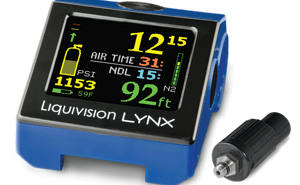 Liquivision Lynx at The Scuba News