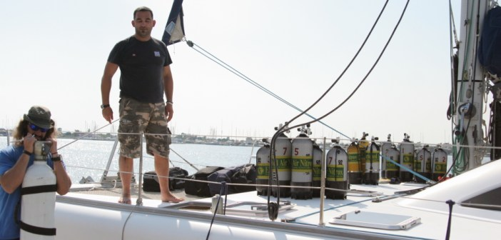 Sailing and Diving Liveaboard
