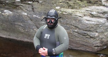 Diving the Linn of Dee at The Scuba News