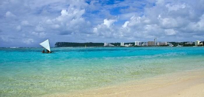 Guam at The Scuba News