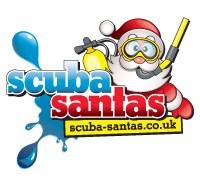 Scuba Santas at The Scuba News