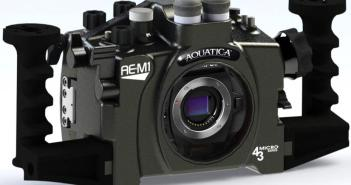 AE-M1 HOUSING FOR THE OLYMPUS OM-D E-M1 at The Scuba News
