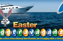 The blue o two 'Easter Egg-travaganza' is coming soon…