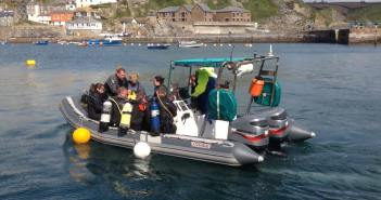 Scubafest Cornwall at The Scuba News