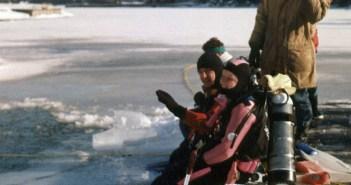 Ice Diving Jill Heinerth