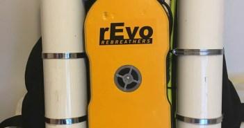 Used rEvo Rebreather