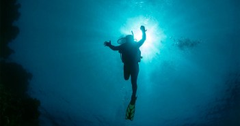 Deptherapy - changing and saving lives through scuba diving. Photo - Dmitry Knyazev