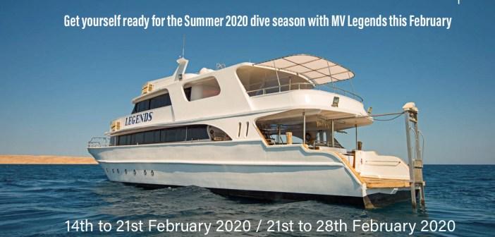 MV Legends - Specialist Red Sea Liveaboard