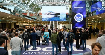 boot Düsseldorf has made a brilliant start to the new decade