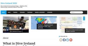 Dive Ireland 2020