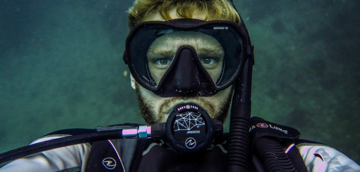 Keeping diving gear in good condition