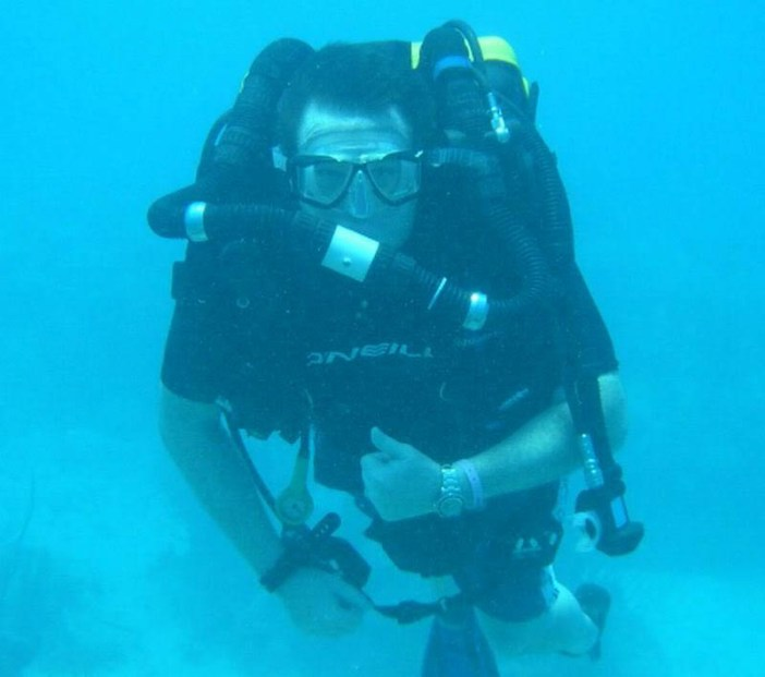 DiveTalks from Divesoft - David Concannon