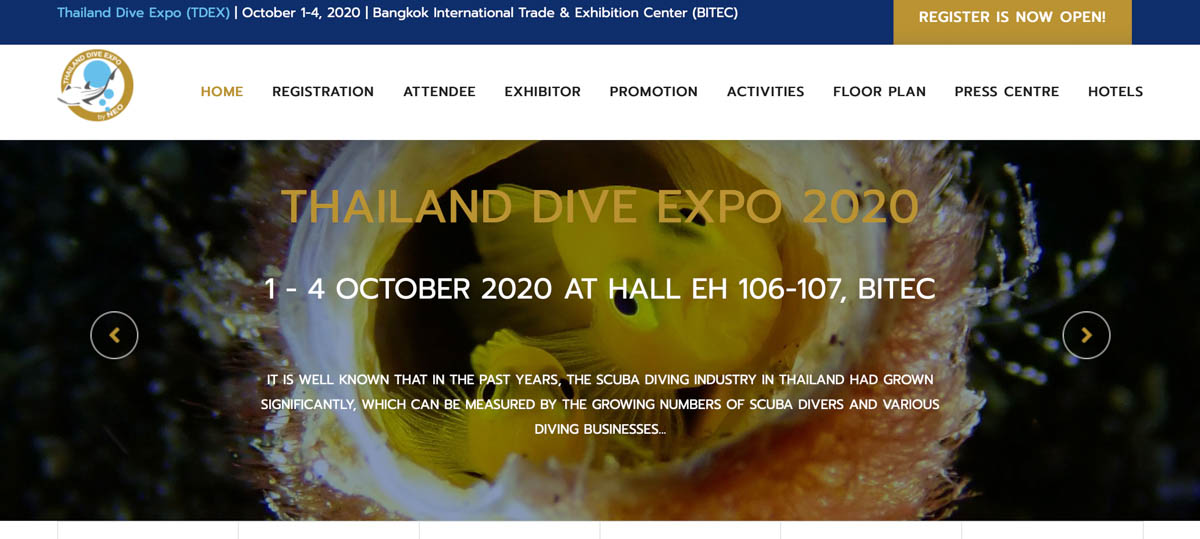 Thailand Dive Expo