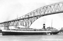 Hamonic Steamship