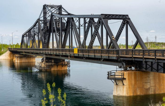 Manitoulin Swing Bridge