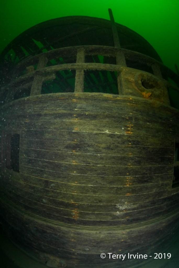Seaverns Shipwreck
