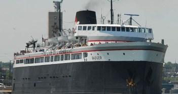 SS Badger Car Ferry