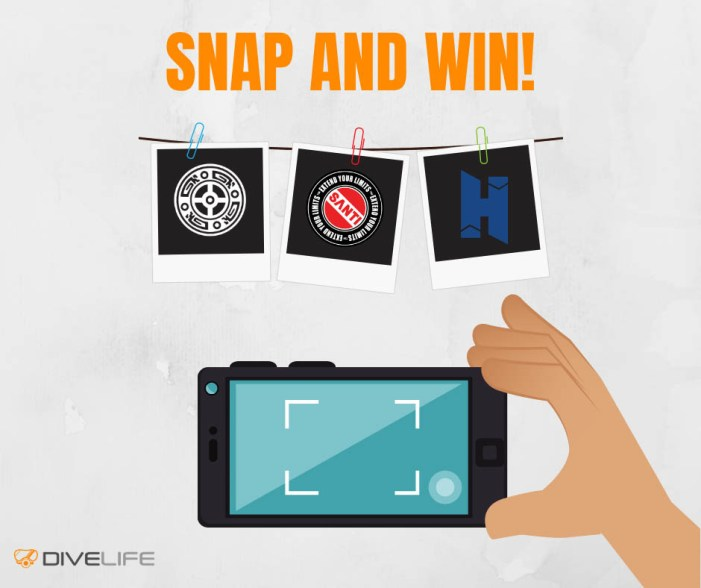 Snap and Win with Divelife