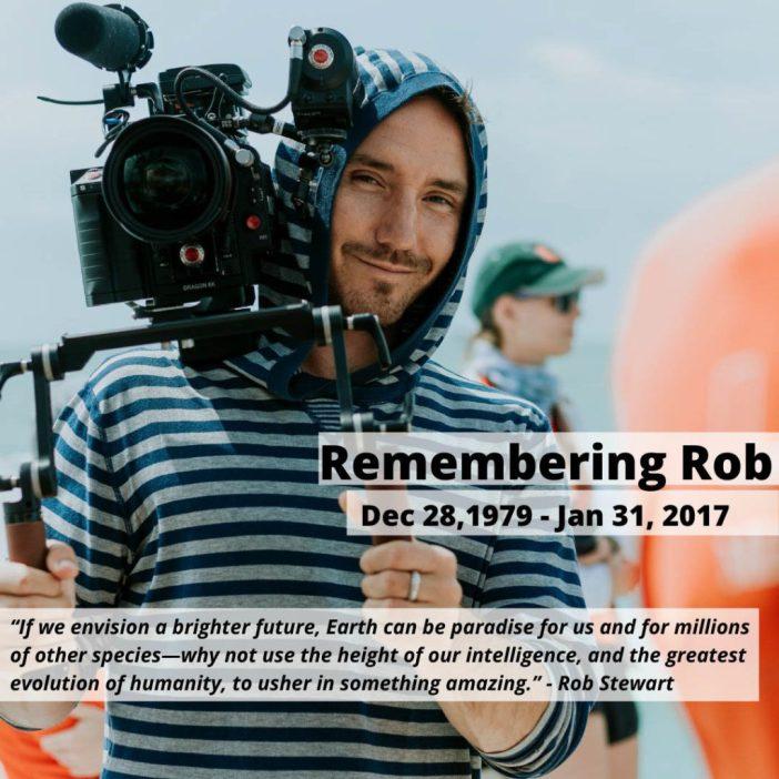 Remembering Rob Stewart