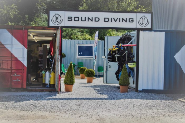 Sound Diving Plymouth
