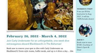 Carly Underwater