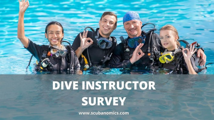Dive Instructor Survey