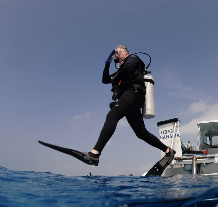 Return To Diving