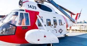 US Coastguard Helicopter