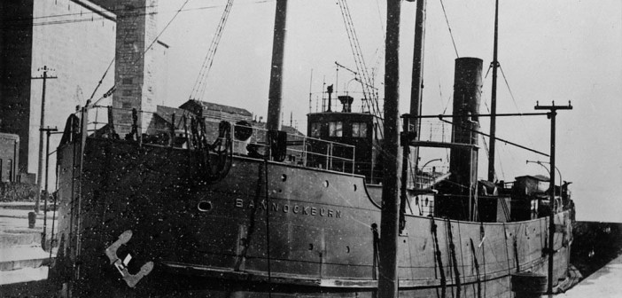 SS Bannockburn