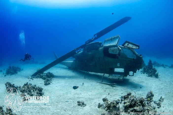 Helicopter Wreck